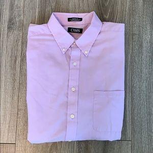 Chaps Classic Fit Wrinkle Free Shirt